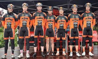 KTM-Murcia Cycling Team