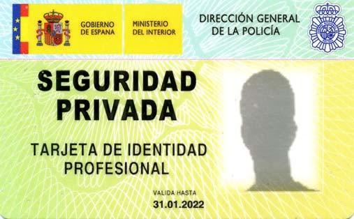 Ministerio del interior nueva ley seguridad privada 2013 for Sueldos del ministerio del interior